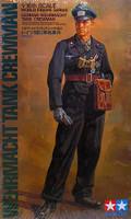 Wehrmacht Tank Crewman 1/16 Tamiya