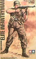 German Elite Infantryman 1/16 Tamiya