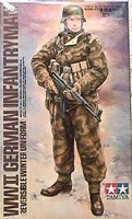 German Infantryman 1/16 Tamiya