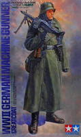 German Machine Gunner 1/16 Tamiya