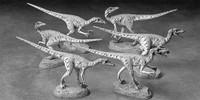 Velociraptor Six Pack 1/35 Tamiya