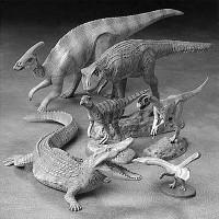 Mesozoic Creatures 1/35 Tamiya