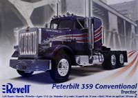 Peterbilt 359 Conventional Tractor 1/25 Revell Monogram