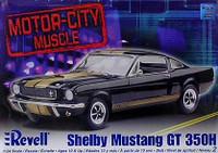 Hertz Shelby Mustang GT-350H 1/24 Revell Monogram