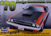 1970 Dodge Challenger (2 in 1) 1/24 Revell Monogram