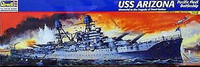 USS Arizona Battleship 1/426  Revell Monogram