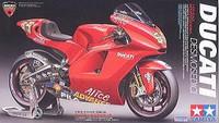 Ducati Desmosedici 2004 1/12 Tamiya