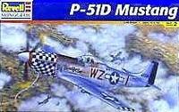 P-51D Mustang 1/48 Revell Monogram