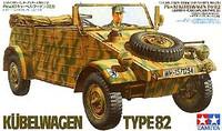 Kubelwagen Type 82 1/35 Tamiya