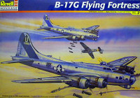 B-17G Flying Fortress 1/48 Revell Monogram