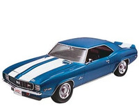 1969 Chevy Z-28 Camaro RS 1/25 Revell Monogram