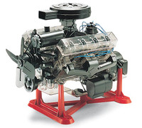 Visible V-8 Engine 1/4 Scale Revell Monogram
