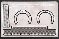 M1-A1A2 Abrams Photo-Etched Detail Parts Set 1/35 Tamiya