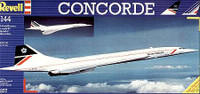 Concorde 1/144 Revell Germany