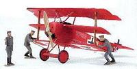 Fokker DR. I Red Baron 1/28 Revell Germany
