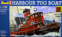 Harbor Tug Boat 1/108 Revell Germany