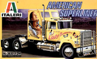American Superliner Big Rig 1/24 Italeri