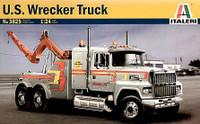 US Wrecker Truck 1/24 Italeri
