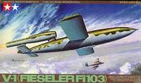 V-1 Fieseler Fi103 Flying Buzz Bomb 1/48 Tamiya