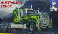 Australian Semi Truck Cab 1/24 Italeri