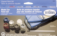 Model Car Paint Kit Testors