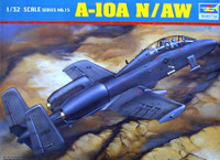 A-10A N/AW 2 Seater Thunderbolt Warthog 1/32 Trumpeter