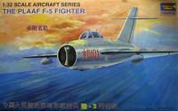 PLA F-5 Fighter Mig-17 1/32 Trumpeter