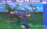 F4U-4 Corsair 1/32 Trumpeter