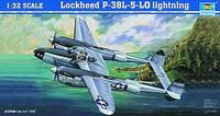 P-38L Lightning 1/32 Trumpeter