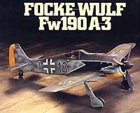 Focke Wulf FW-190 A-3 1/72 Tamiya