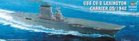 USS Lexington CV-2 1/350 Trumpeter