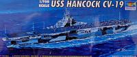 USS Hancock CV-19 1/700 Trumpeter