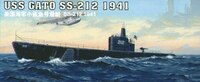 USS Gato SS-212 1941 Submarine 1/144 Trumpeter