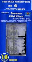 F-4F4 Wildcat 10 Pack 1/350 Trumpeter