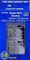 SBD-3 Dauntless 10 pack 1/350 Trumpeter