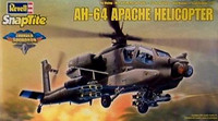 Apache Helicopter SnapTite 1/72 Revell Monogram