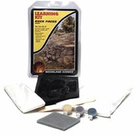 Rock Faces Learning Kits Woodland Scenics