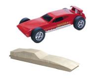 Ferrari Pre-Cut Design Pinecar