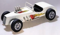 Wildfire Roadster Deluxe Kit Pinecar