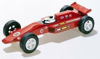 Formula Grand Prix Deluxe Kit Pinecar