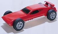 GTS Ferrari Deluxe Kit Pinecar