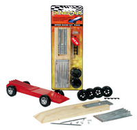 Speed Racer Kit Pinecar