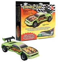 Furious Racer Premium PineCar Racer Kit Pinecar