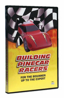 Building PineCar Racers Video DVD Pinecar
