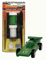 Gear Rippin Green Complete Paint System Pinecar