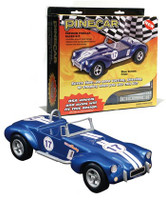 Blue Venom Premium PineCar Racer Pinecar
