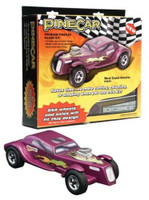 West Coast Growler Premium PineCar Racer Kit Pinecar