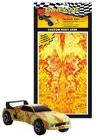 Fire Starter Custom Body Skin Pinecar