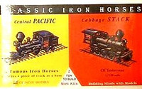 Classic Iron Musclemen Locomotives Glencoe