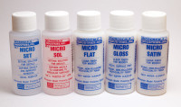 Microscale Model Finishing Products